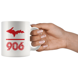 Best of Both Worlds - Red - Coffee Mug