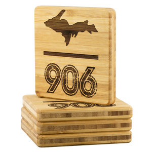 UP - 906 Coasters Set of Four