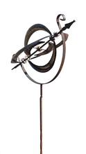 Load image into Gallery viewer, Wind Spinners - Metal Yard Art
