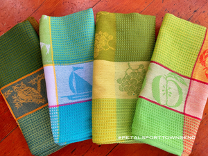 Dish Towels - 100% Cotton