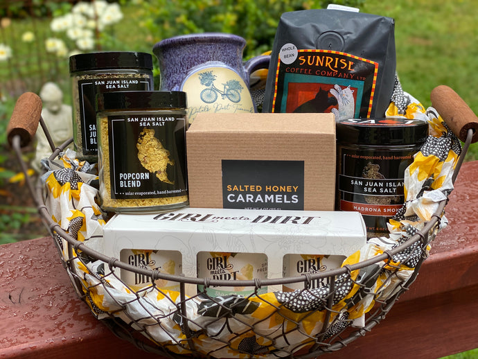 Ultimate Foodie Gift Basket