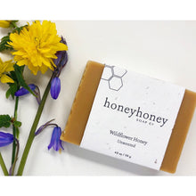 Load image into Gallery viewer, Soap Bars - Locally Made by Honey, Honey