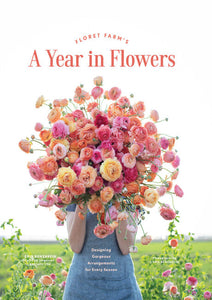 A Year in Flowers, Book