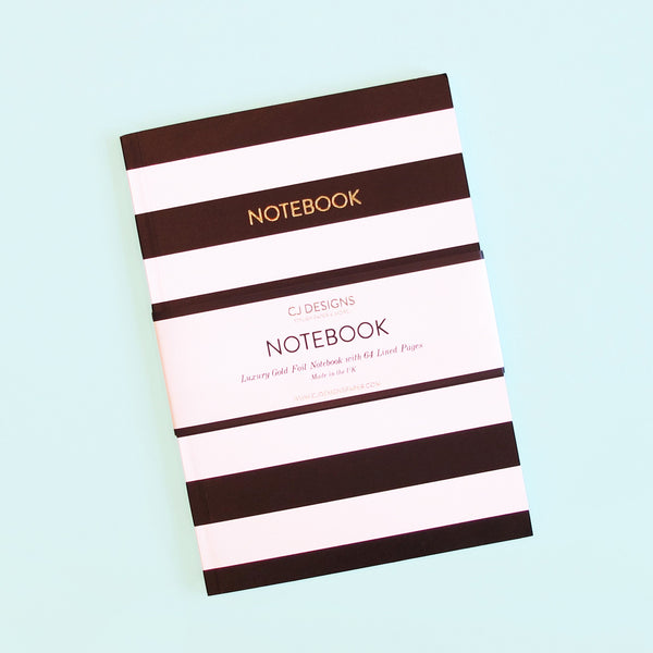 CJ Designs Notebook