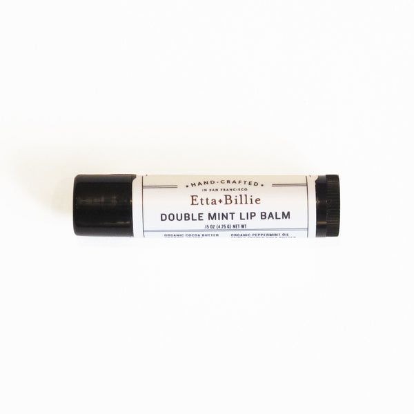 Etta + Billie Double Mint Lip Balm