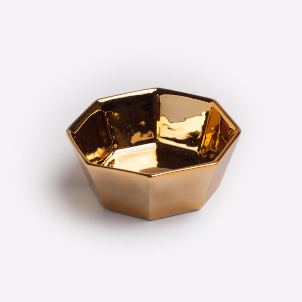 Odeme Gold Ring Dish