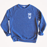 Retro Patch Sweatshirt
