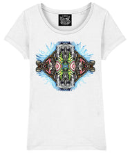 Load image into Gallery viewer, 061117 100% Organic TShirt - Curvy Fit