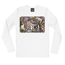 Load image into Gallery viewer, 120815 100% Organic Cotton Unisex L/Sleeve TShirt
