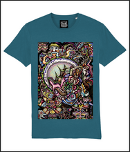Load image into Gallery viewer, 180813 100% Organic Cotton Unisex T