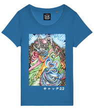 Load image into Gallery viewer, 2200816 Catch22 - 100% Organic Cotton T - Curvy Fit