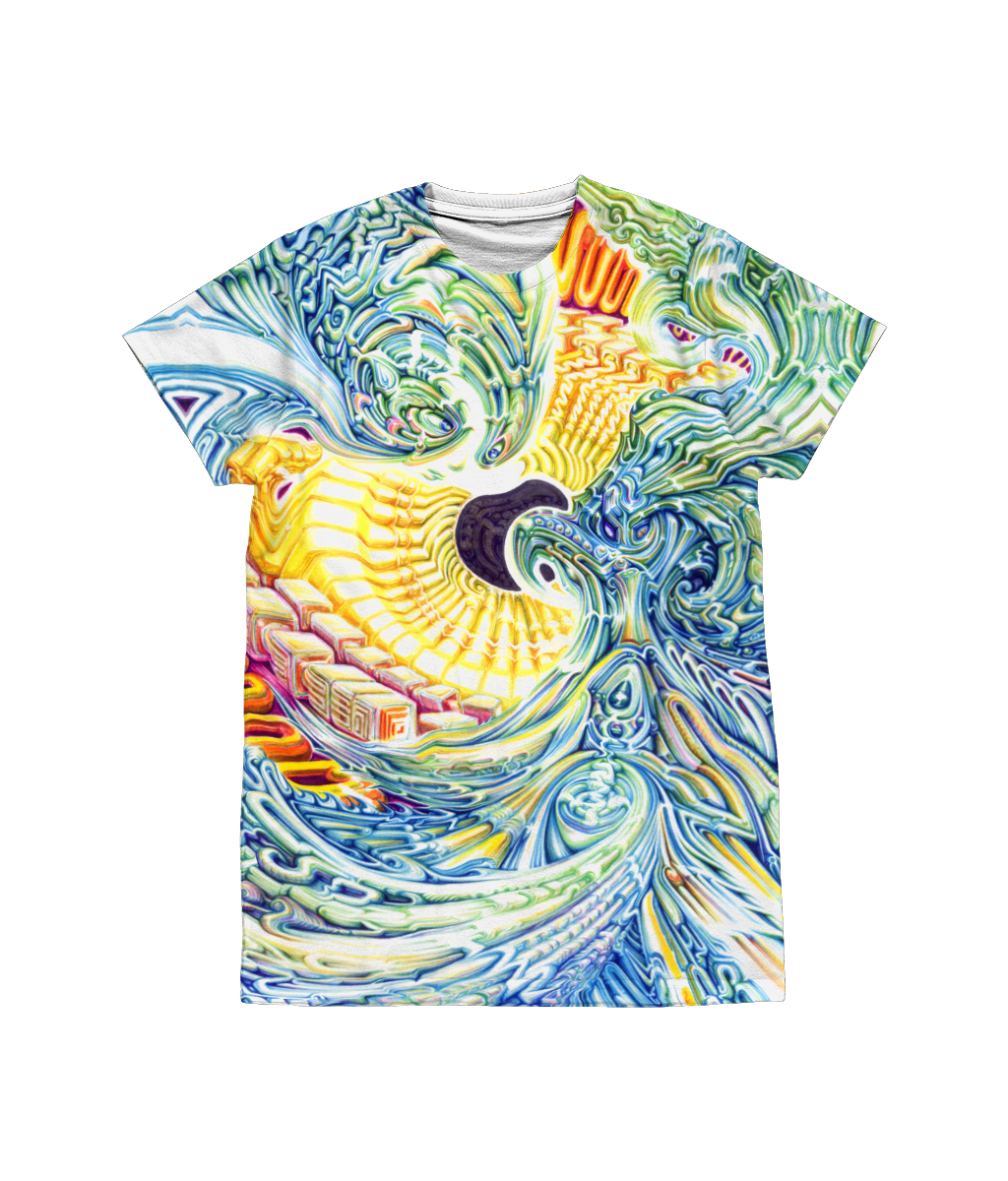 270720 Unisex All-Over Sublimation T