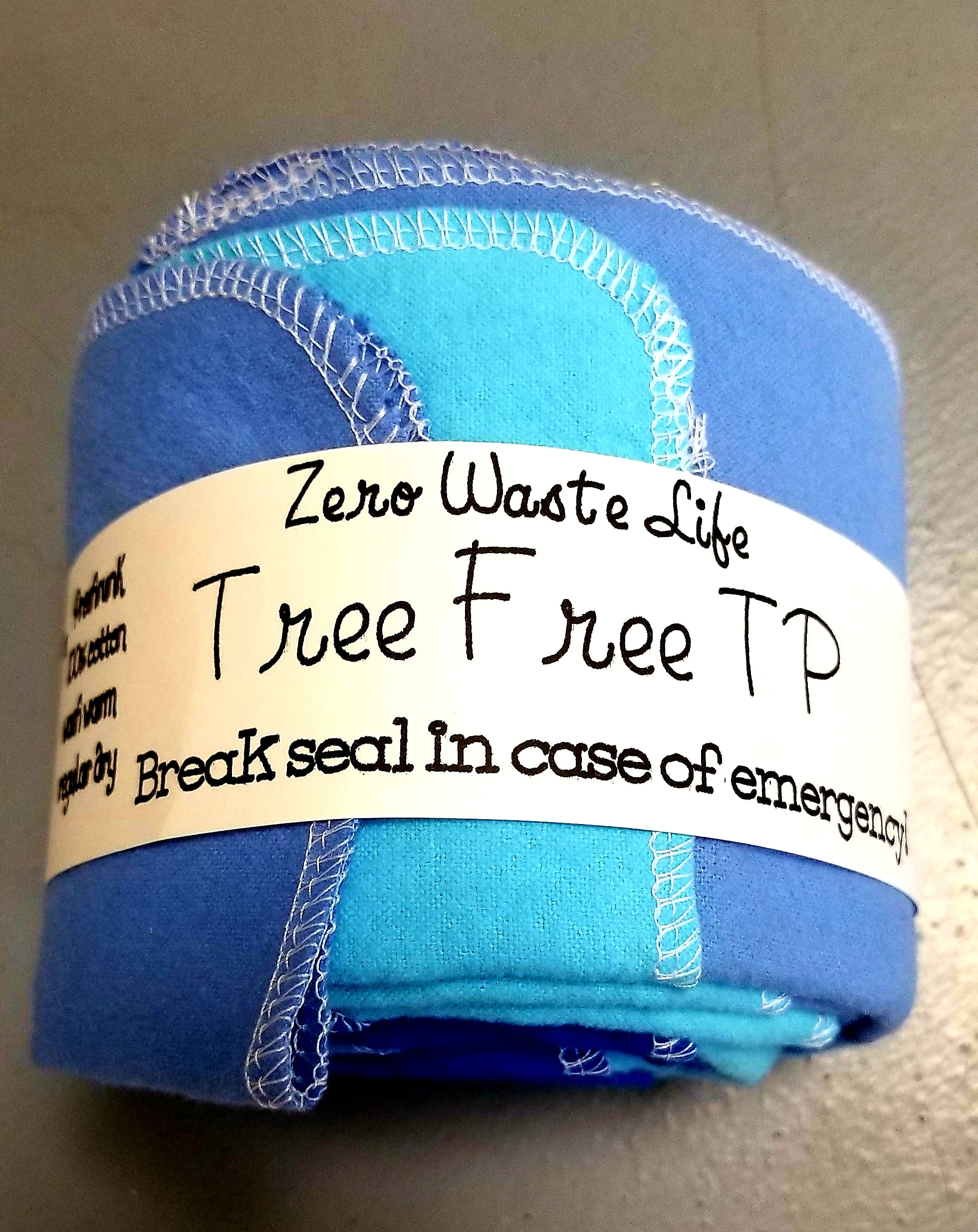 Tree Free Toilet Paper-21 sheets