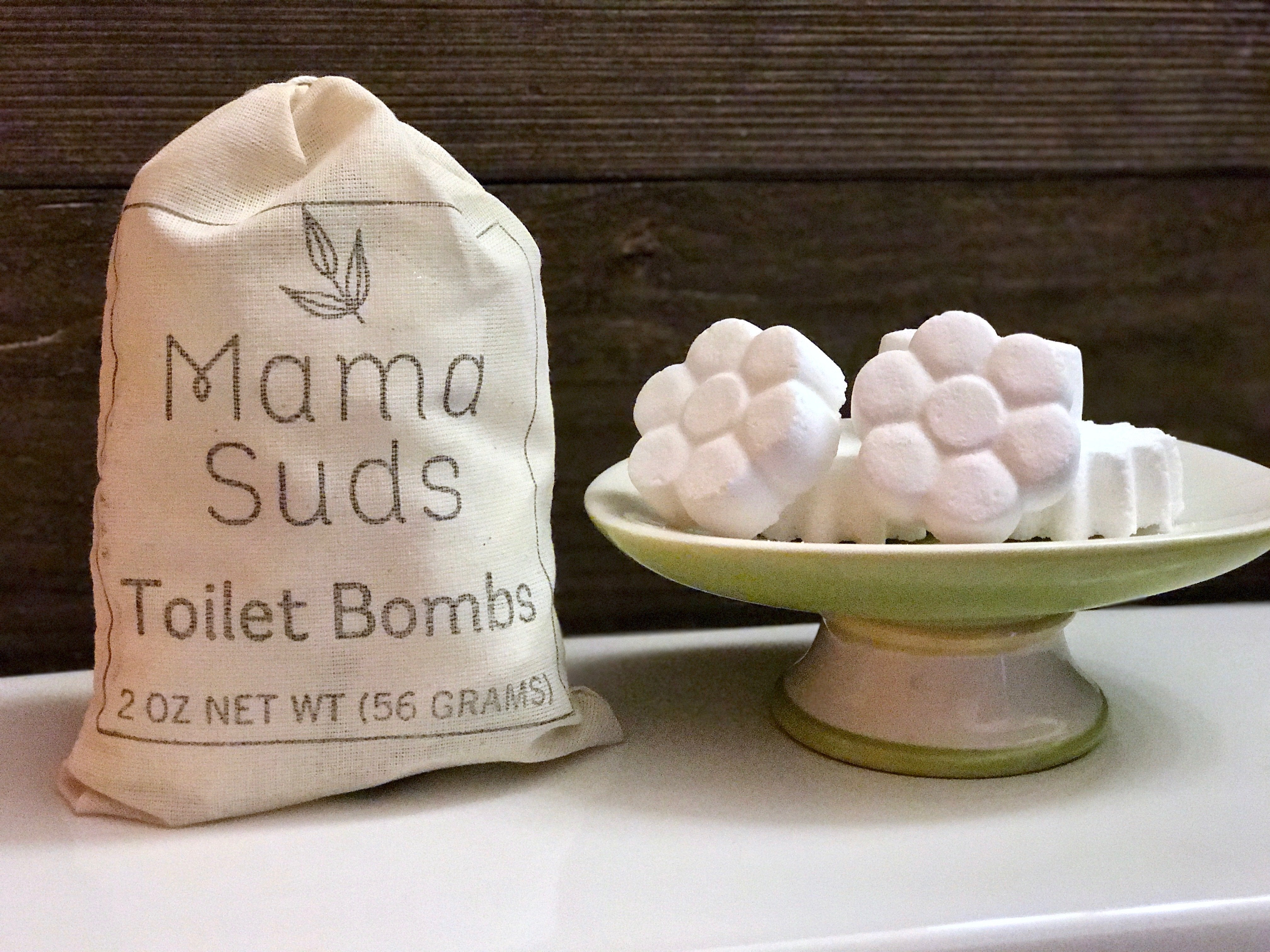 Toilet Bombs cleaning tablets