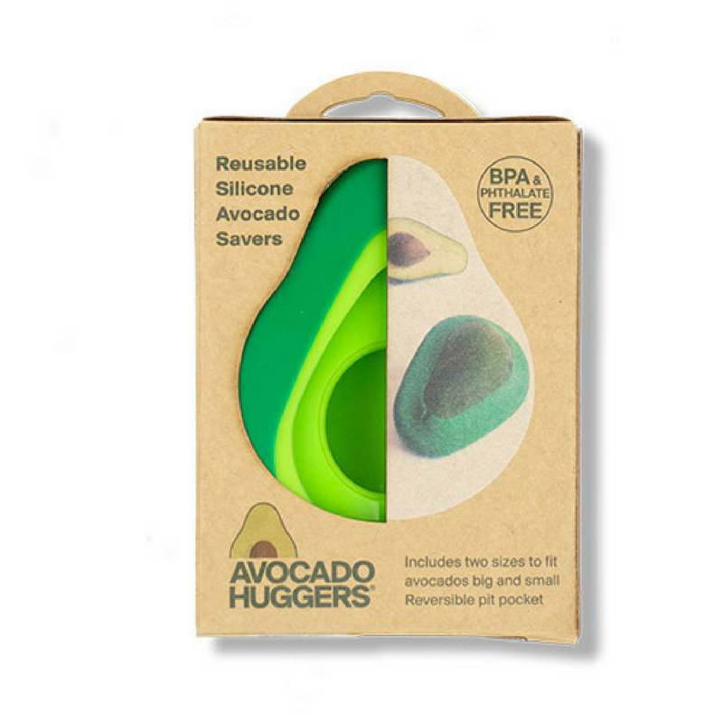 Food Huggers - Avocado 2 pack