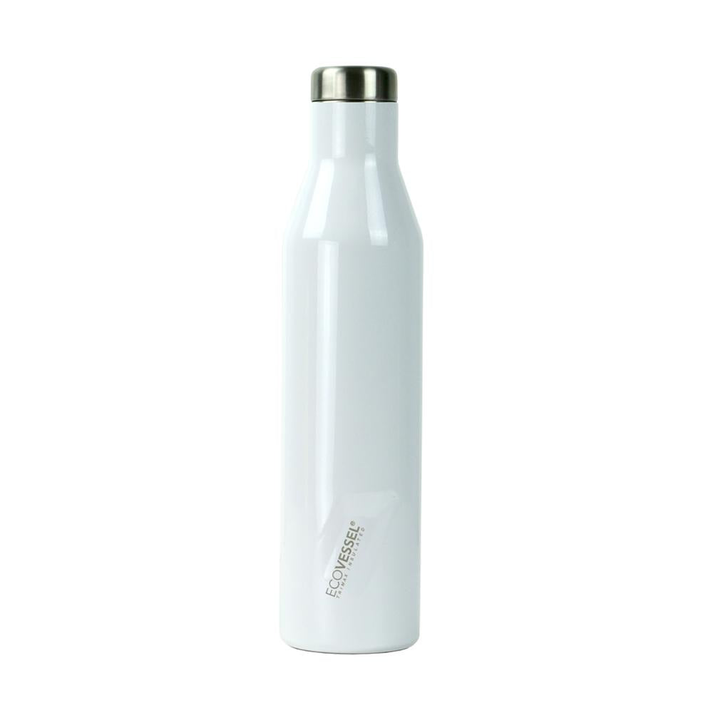 Stainless water to wine bottle 25 oz