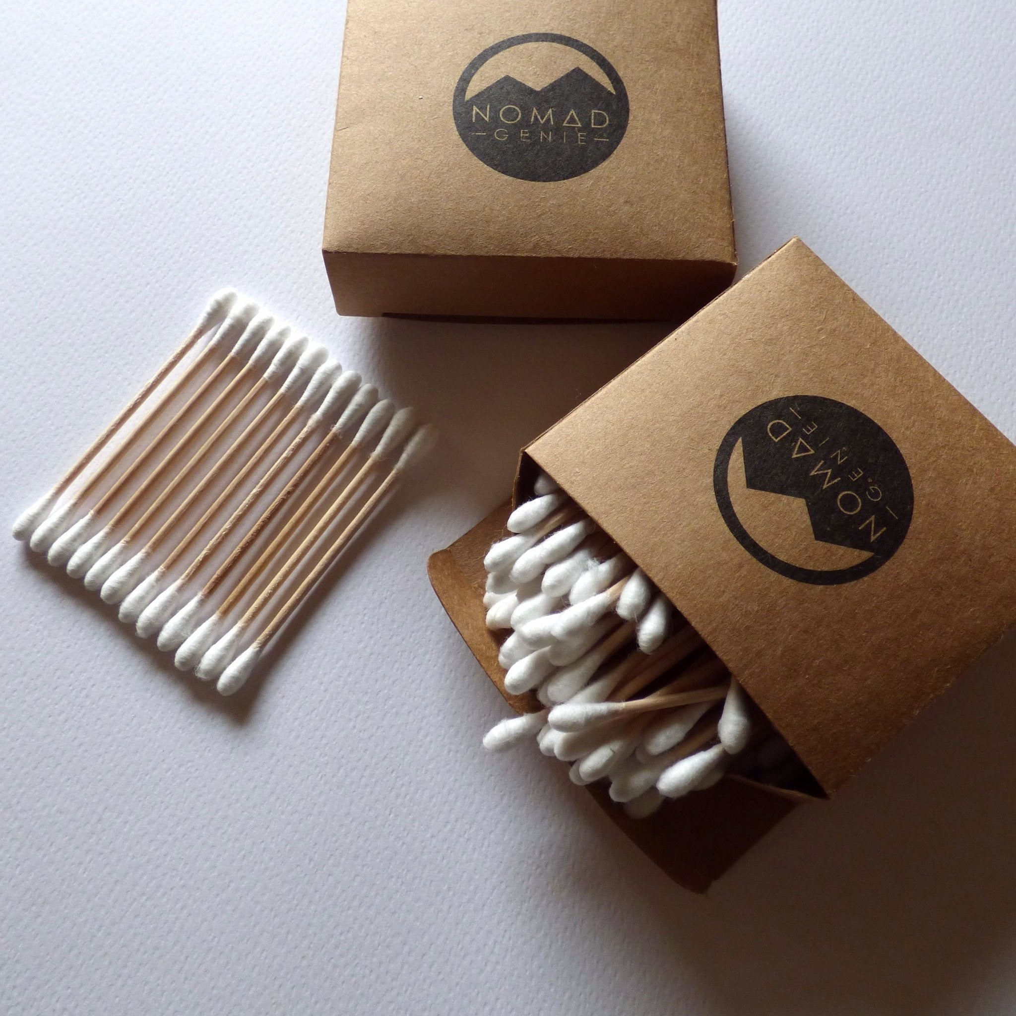 swabs cotton bamboo 200 - alternative to Qtips