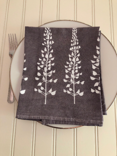 Cloth napkin set of 4