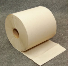 "10"" Natural Paper Towel"
