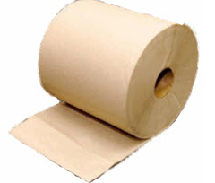 "8"" Retoin Natural Paper Towel"