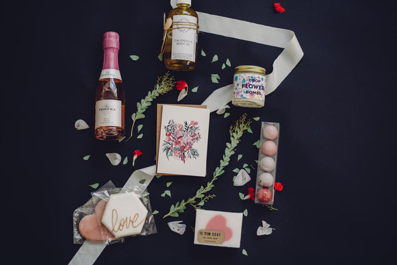 Valentines day local boxes