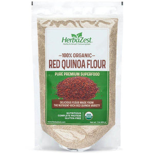 Red Quinoa Flour