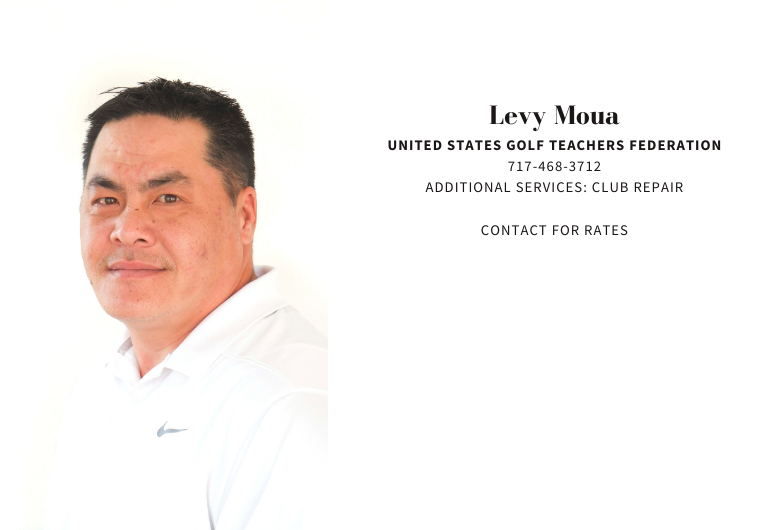Levy Moua, USGTF, Golf Lessons at Foxchase Golf Club