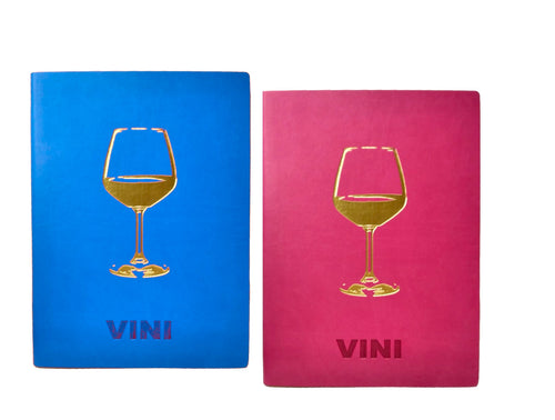 Libro dei Vini in similpelle InTempo