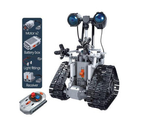 Intelligent Building Blocks Robot for Kids