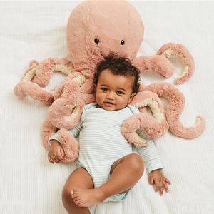 Squishy the Octopus Plush™️