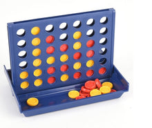 Load image into Gallery viewer, Connect 4 in a Line Board Game for Kids