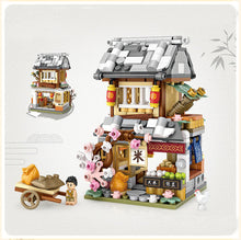 Charger l'image dans la galerie, Ancient City Street View Building Blocks Educational Toy