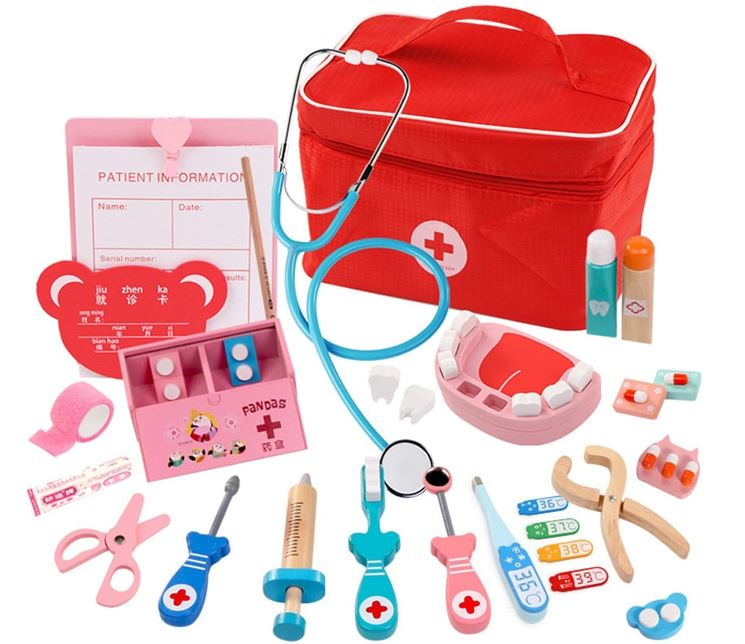 BunnyDoctor™️ Kids Toy Doctor Set