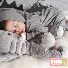 Laden Sie das Bild in den Galerie-Viewer, Dino Snuggle™️ Baby Dinosaur Romper [40% OFF]