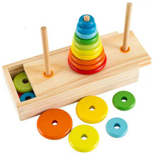 Laden Sie das Bild in den Galerie-Viewer, Educational Tower Assembly Board Game For Kids