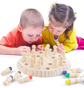 MemoryChess™️ Cognitive Memory Game for Kids