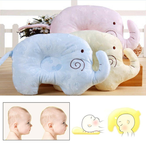 Charlie The Baby Memory Pillow babycalm.co