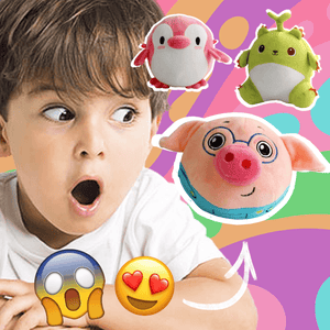 Jumpy Friends™️ Interactive Plush Toy babycalm.co