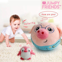 Carregar imagem no visualizador da galeria, Jumpy Friends™️ Interactive Plush Toy babycalm.co