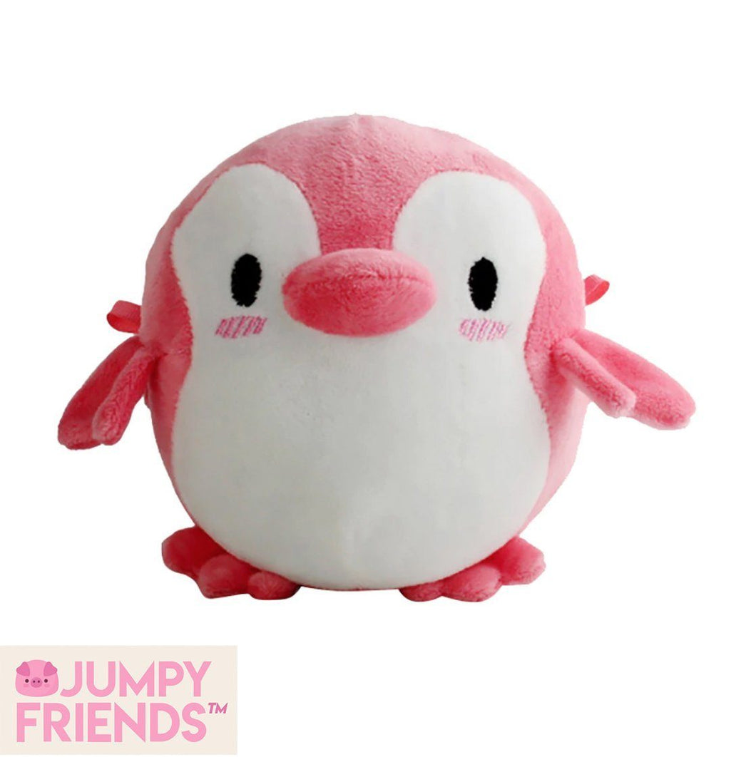 Jumpy Friends™️ Interactive Plush Toy babycalm.co Jumpy Penguin™️