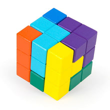 Carregar imagem no visualizador da galeria, 6-sides Tetris Magic Cube Educational Toy