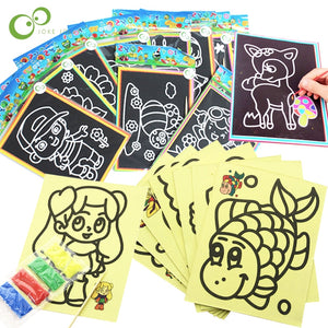 Magic Scratch Art Toy for Kids