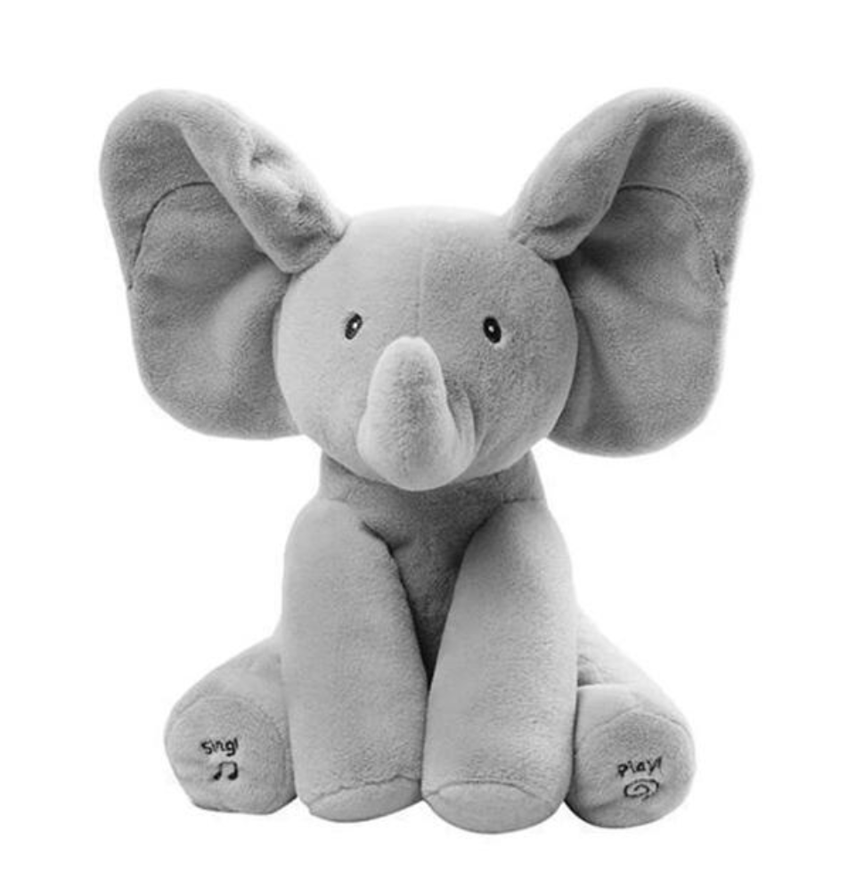 Roxie The Talking Elephant Plush™️ babycalm.co