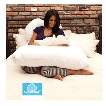Load image into Gallery viewer, U-Dream™ Maternity Pillow babycalm.co