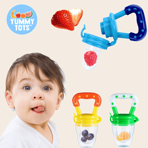 YummyTots™️ Food Pacifier babycalm.co