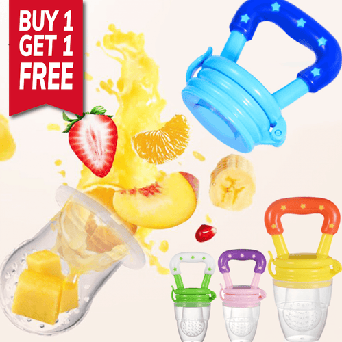 YummyTots™️ Food Pacifier [BUY 1 GET 1 FREE] babycalm.co