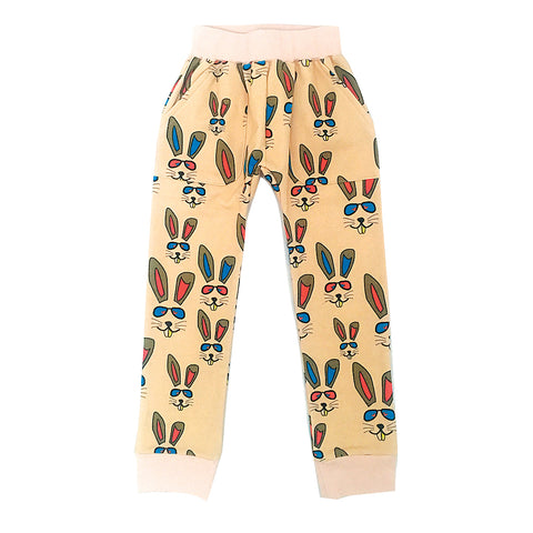 *Hang Out Pants Benny Bunny Beige