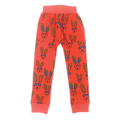 *Hang Out Pants Benny Bunny Red
