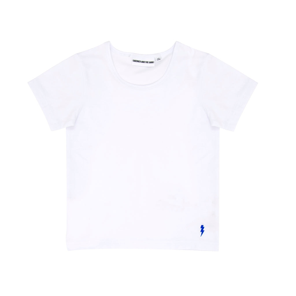 *The Cool Tee Basic White