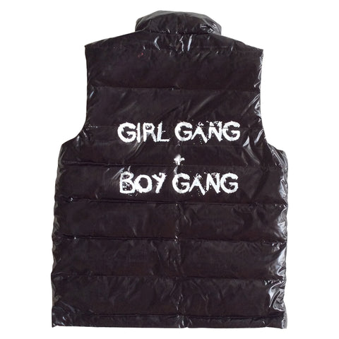 xA aw2016 THERMO VEST GIRL GANG BOY GANG